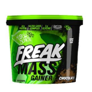 green.black.big.tub.Muscle Junkie Freak Mass 4kg.crossthelimits.co.uk